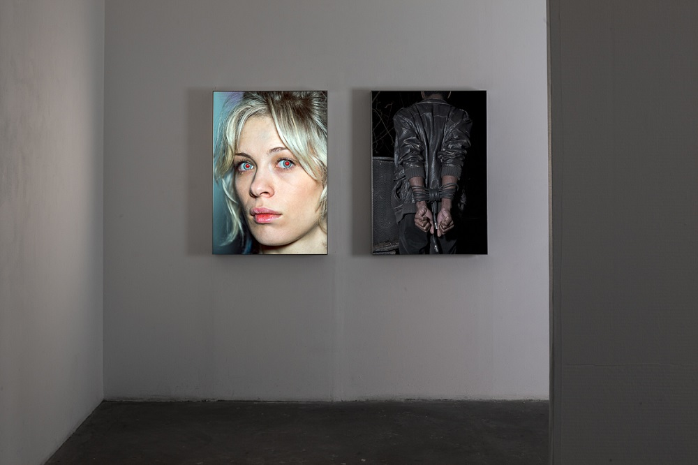 Installation view, photo credit: Tal Nisim