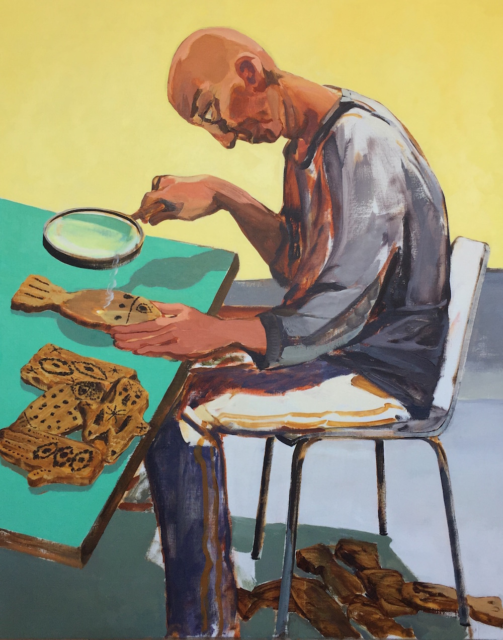 The Amulet Maker, 2017