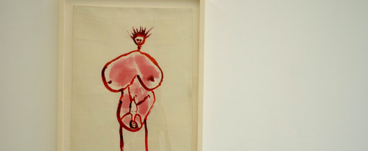 Louise Bourgeoise Print